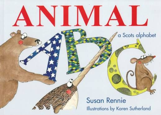 Animal ABC : A Scots Alphabet