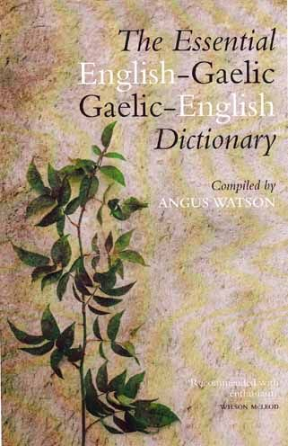 Essential Gaelic-English Dictionary