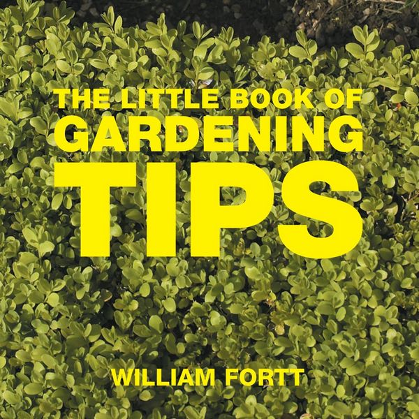 Little Book of Gardening Tips
