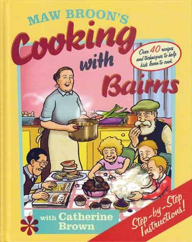 Maw Broon's Cooking with Bairns (G&G)