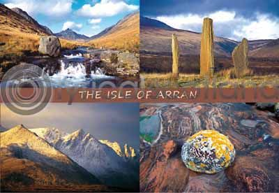 Isle Of Arran (Comp 4) (HA6)