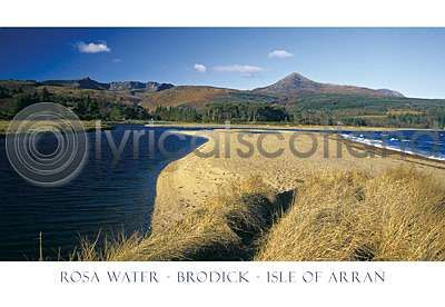 Rosa Water - Brodick - Isle of Arran (HA6)