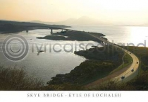 Skye Bridge from Viewpoint (HA6)