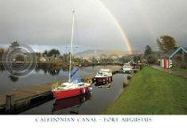 Caledonian Canal, Fort Augustus (HA6)
