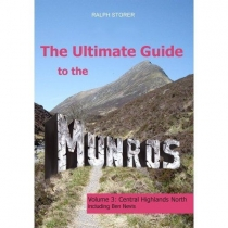 Ultimate Guide to the Munros Vol 3 -Central Highlands North