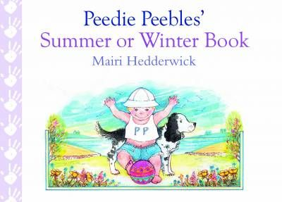 Peedie Peebles' Summer or Winter Book