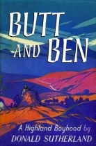 Butt and Ben: A Highland Boyhood