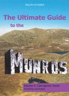 Ultimate Guide to the Munros Vol 4 - Cairngorms South