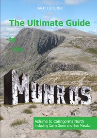 Ultimate Guide Munros Vol 5 - Cairngorms North