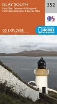 Explorer Map 352 Islay South