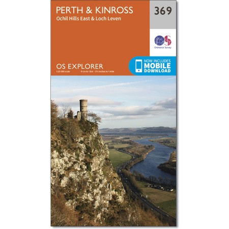Explorer 369 Perth & Kinross
