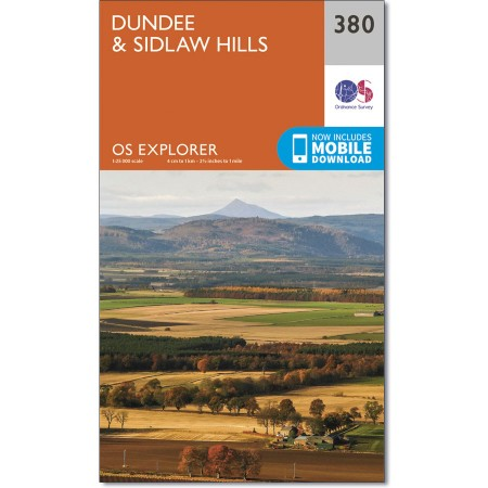 Explorer 380 Dundee & Sidlaw Hills