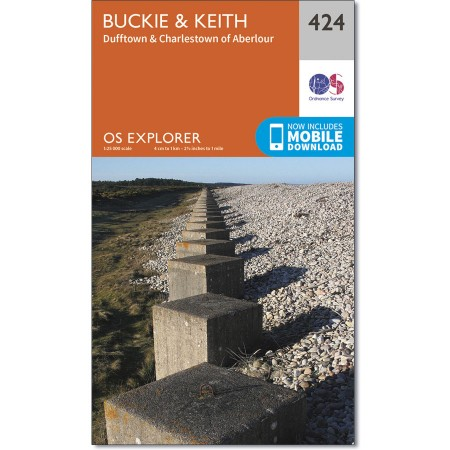 Explorer 424 Buckie & Keith