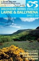 Discoverer Map 09 Larne & Ballymena