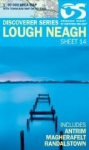 Discoverer Map 14 Lough Neagh