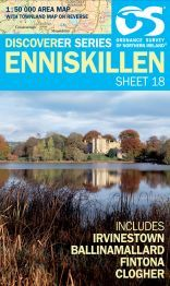 Discoverer Map 18 Enniskillen