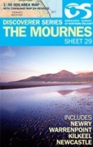 Discoverer Map 29 The Mournes (OS)