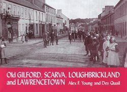 Old Gilford, Scarva, Loughbrickland & Lawrencetown (Sten)