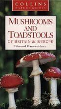 Colllins Nature Guide - Mushrooms & Toadstools