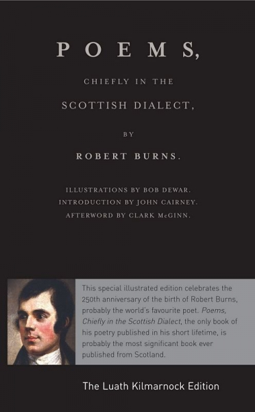 Poems, Chiefly in the Scottish Dialect: Burns