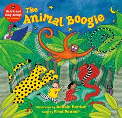Watch and Sing Along Animal Boogie