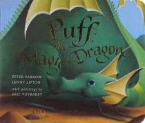 Puff the Magic Dragon Book & CD