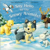 Say Hello to the Snowy Animals (Sep)