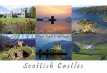 Scottish Castles Composite 3 (HA6)