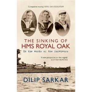 Sinking of HMS Royal Oak (RPND)