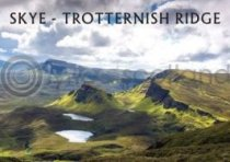 Skye - Trotternish Ridge Magnet (H)