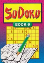 Sudoku A5 (4 Titles) Series 3035