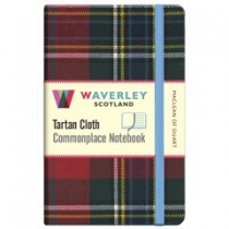 Tartan Cloth Notebook: Maclean of Duart