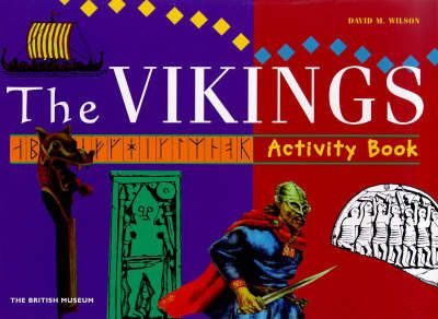 Viking Activity book